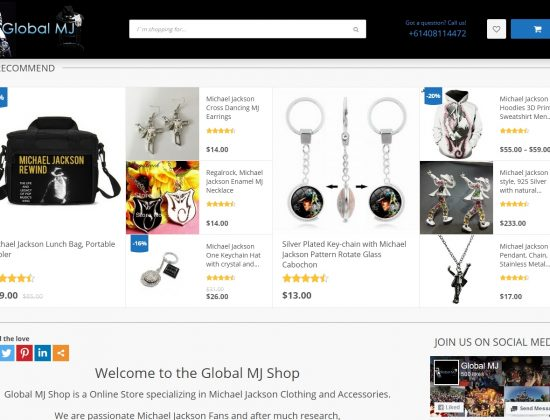 Global MJ Shop