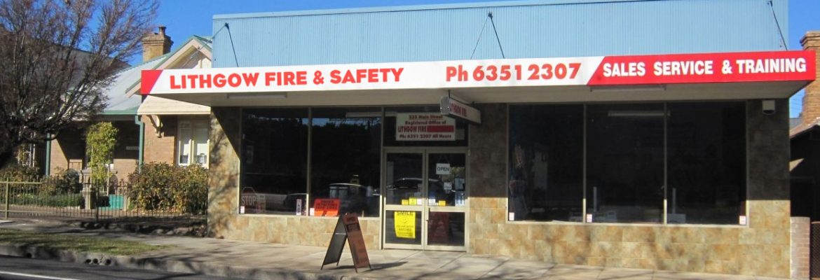 Lithgow Fire and Safety